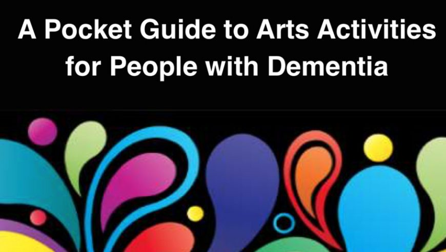 Pocket Guide to arts Activities