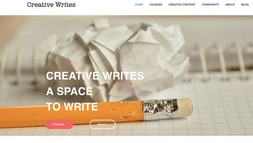 Creative Writes