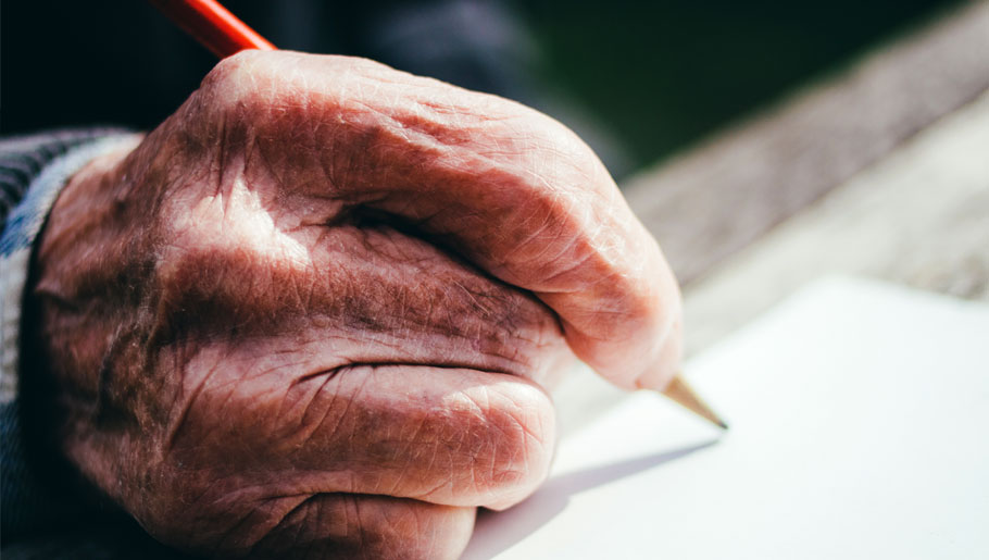Arts in Care Homes – Creative writing