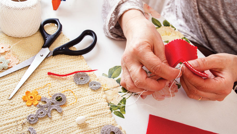 Arts in Care Homes – Everyday creativity