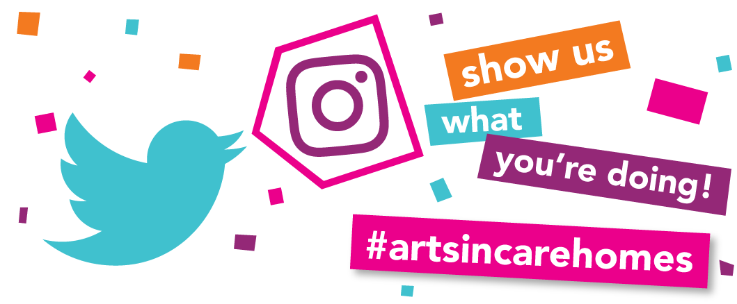 Tell us what you are doing for National Day of Arts In Care Homes - 24 September 2019