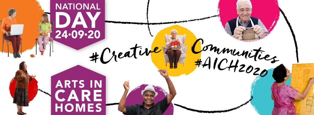 National Day of Arts In Care Homes 2020