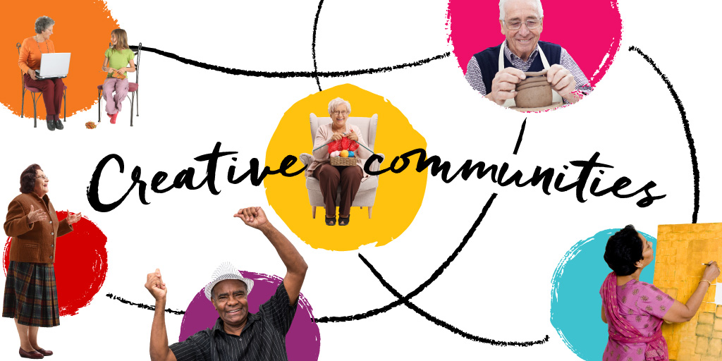 National Day of Arts in Care Homes 2020 – Creative Communities